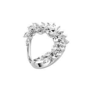 Penelope Cruz Atelier Swarovski Fine Jewelry Collection, Luna Ring