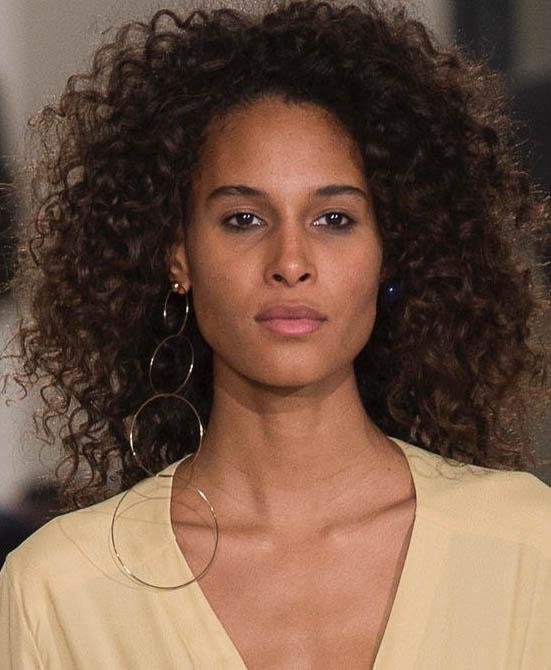 Runway Jewelry Trends, Jacquemus Fall 2018, Hoop Earrings