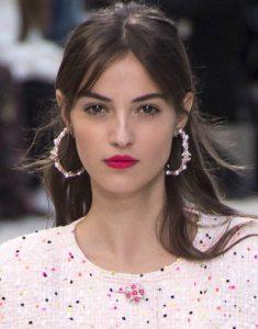 Runway Jewelry Trends Chanel Spring 2019, Hoop Earrings
