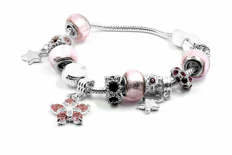charms & pendants, charm bracelet, personalized gifts, snake charm bracelet