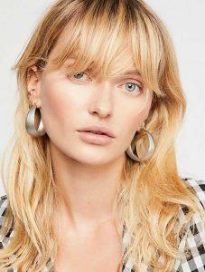 runway jewelry trends 2019, Madison Hoop Earrings (Set)- Free People