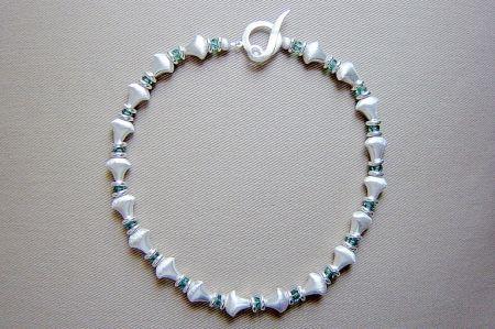 Brynn Hudson silver necklace